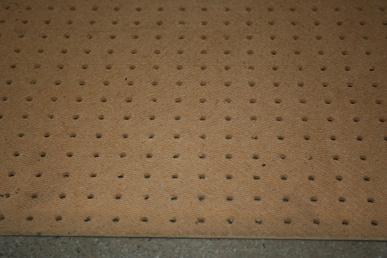 Cut To Size Pegboard