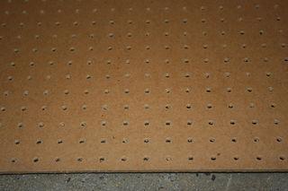 Pegboard 8x4 Sheet