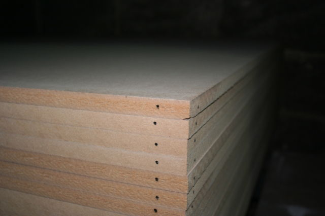 "12mm MDF 'A' Medium Density Fibreboard (8x4"" / 2440x1220x12mm)"