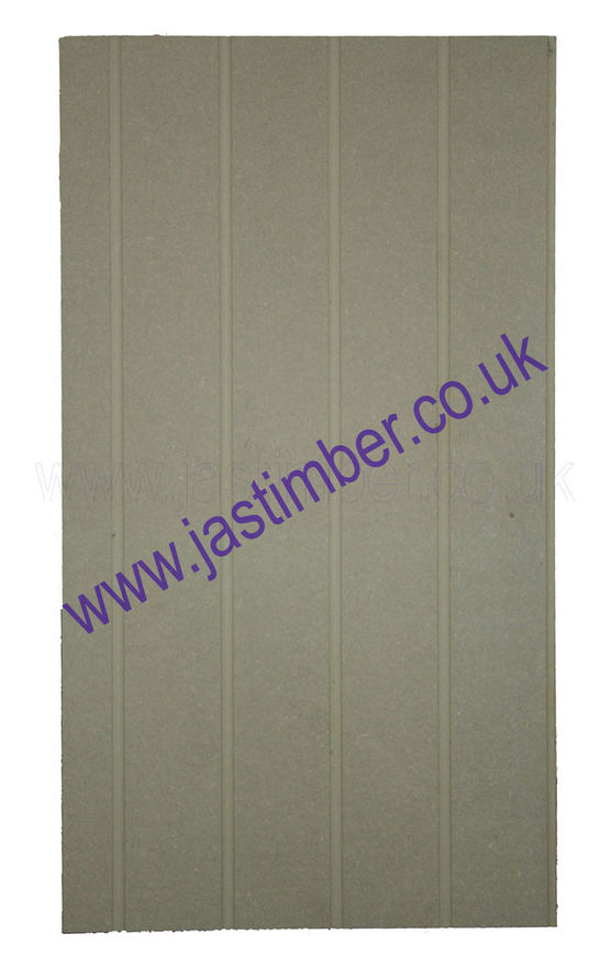 Reed and Bead MDF Wall Panel