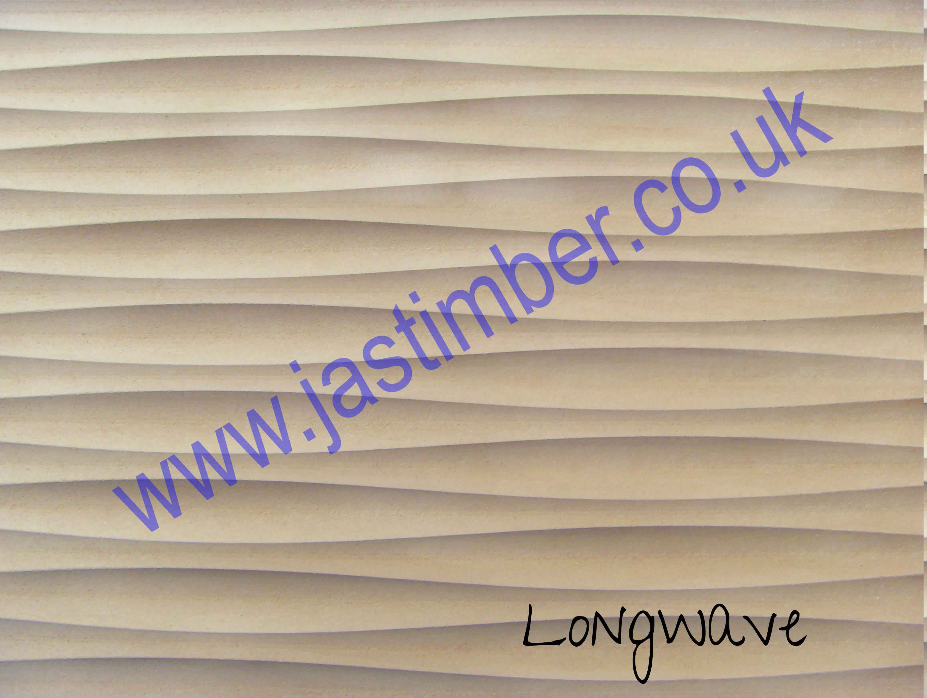 18mm Long Wave Mdf Board Jas Timber