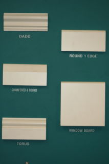 MDF Skirtings & Mouldings