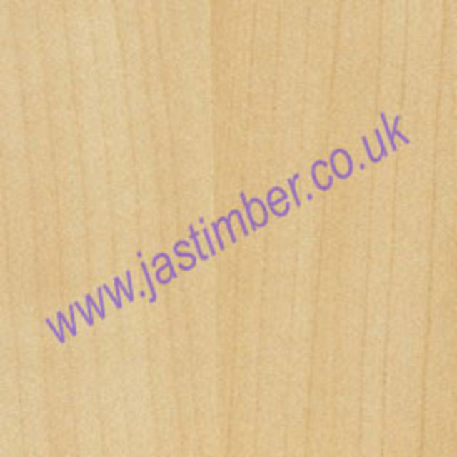 "PLAS : OFFCUT Size 1100mm x 500mm - Unedged 43"" x 20"" *MAPLE Woodgrain Colour* (18mm) - MFC"