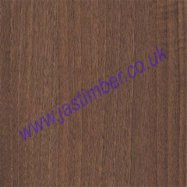 PLAS Edging for 15mm / 18mm PanelPlas - 22mm Tobacco Walnut - METRE