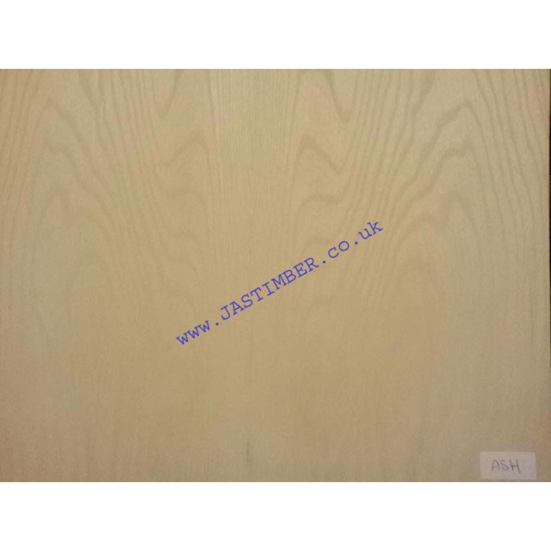 4mm Ash Plywood - White-Ash-1-Side - 8x4 Board - 2440x1220x3.6mm)