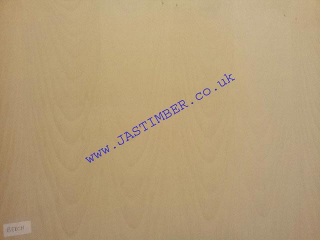 4mm PLYWOOD : BEECH-1-Side A/B Grade (ex 2440x1220x3.6mm)