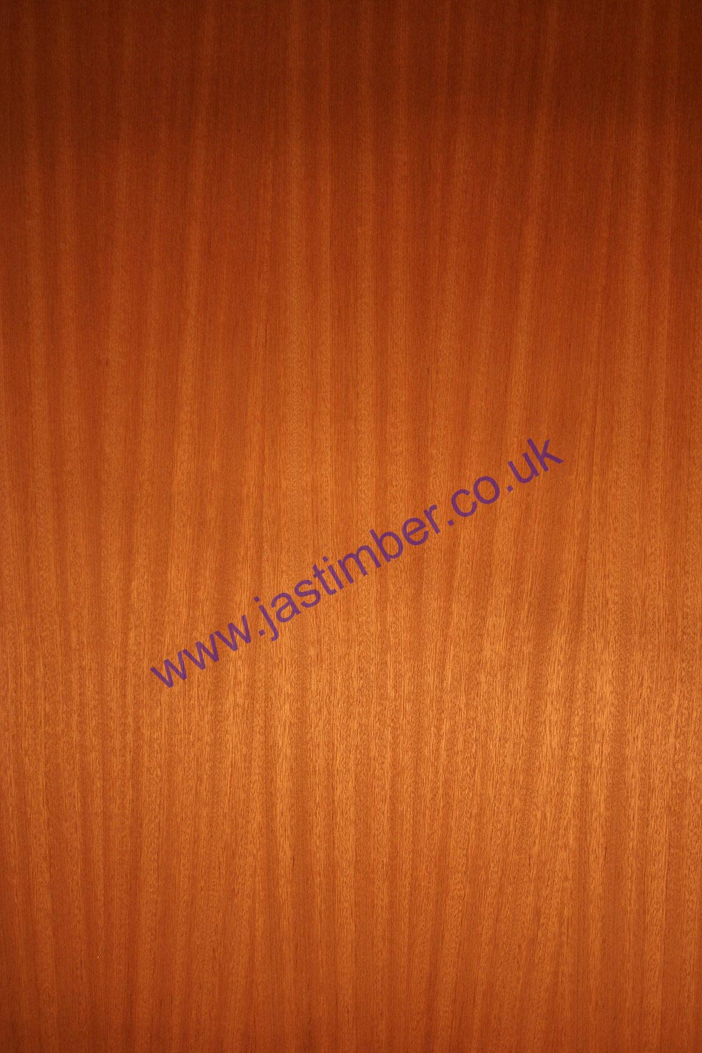 Quarter-cut Sapele Mahogany 4mm Plywood @ JAS Timber