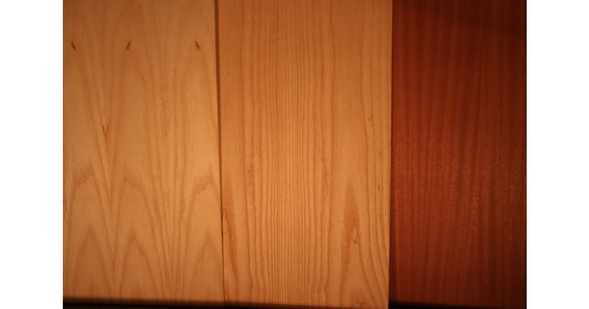 Veneered Boards And Sheet Materials From Jas Timber