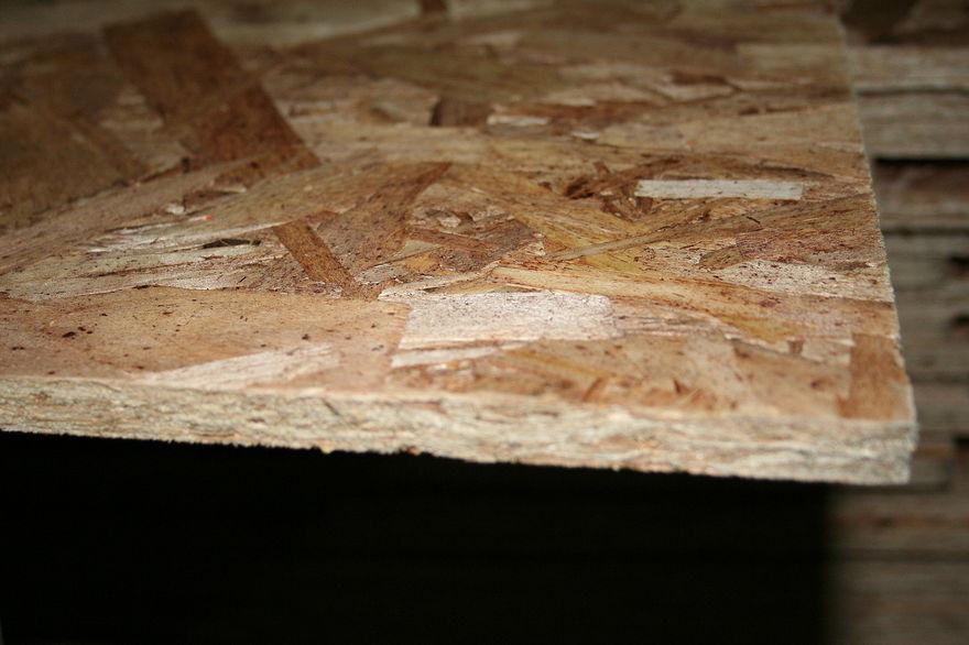 11mm Waferboard 8x4 Panel Osb2