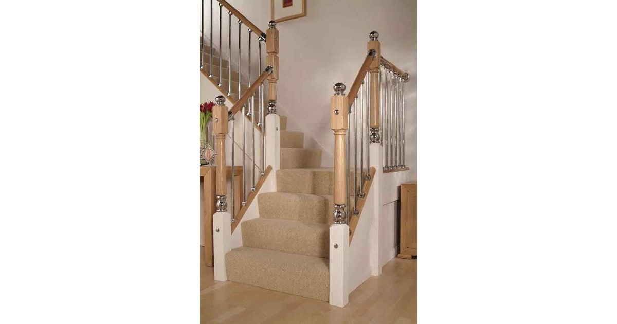 Axxys Stairparts from Cheshire Mouldings | JAS Timber