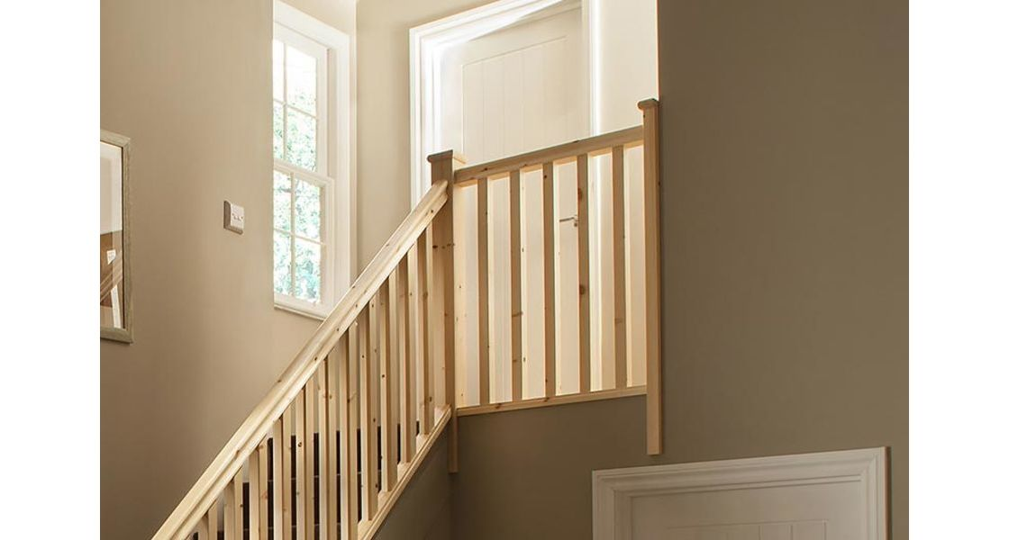 Pine Stair Parts are on Special Offer While Stocks Last!