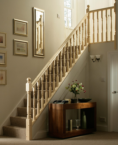 Pine Stair Parts on Special Offer While Stocks Last!
