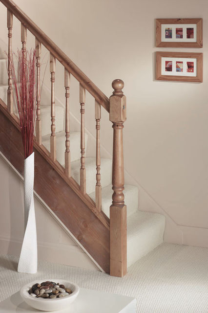 Benchmark™ Stair Parts