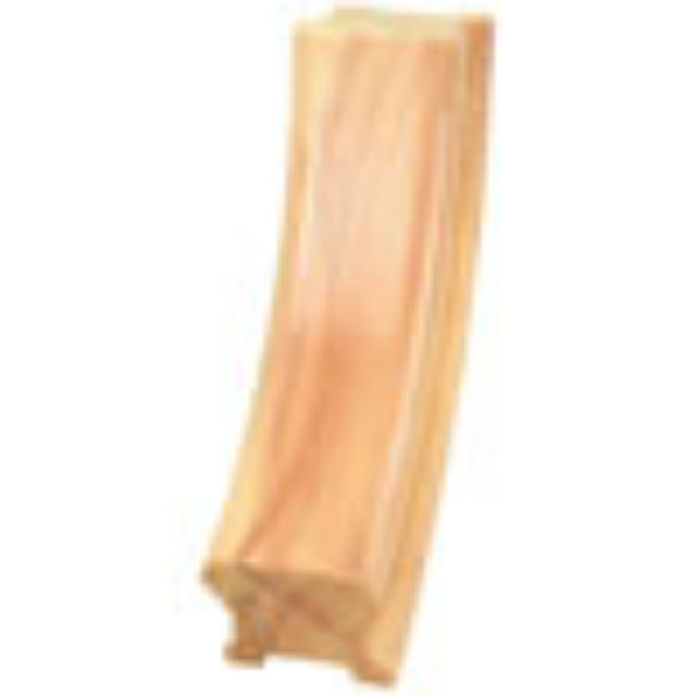 Pine Handrail 32 & 41mm Up Easing - Cheshire Mouldings VE12P