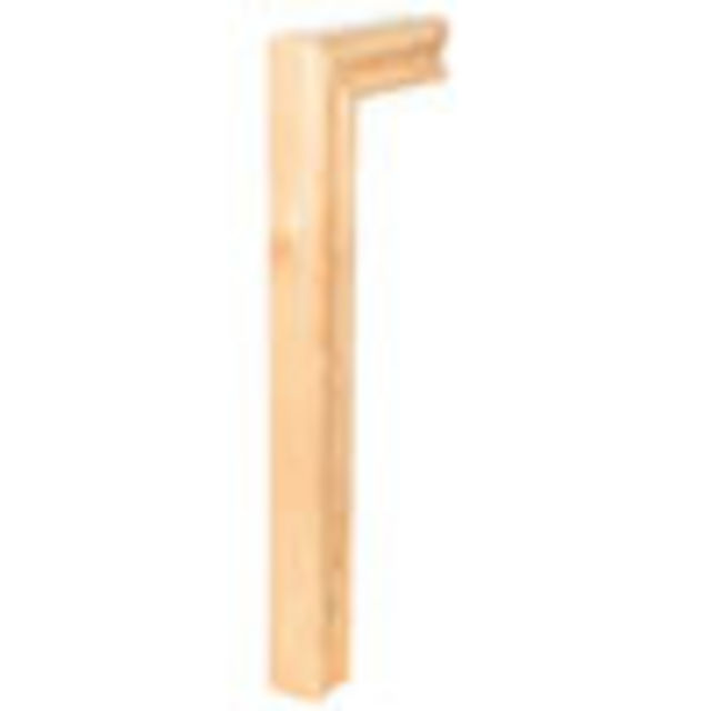 Pine Handrail 32mm & 41mm Goose Neck Upeasing - Cheshire Mouldings GF98P