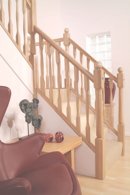 Quays™ Stair Parts