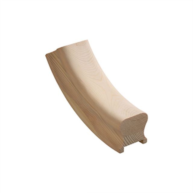 Benchmark Pine Handrail Fittings