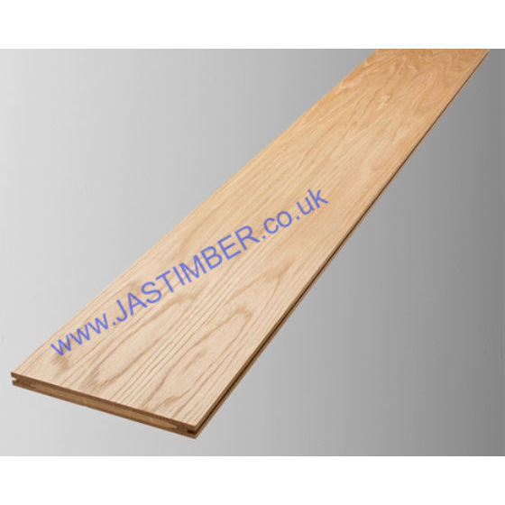 KLAD SCT-1300-O OAK STAIR TREAD EXTENSION CLADDING - Oil Finished