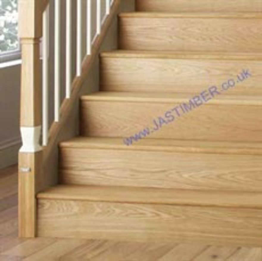 Attractive ... Stair Cladding; Stairklad Setting ...