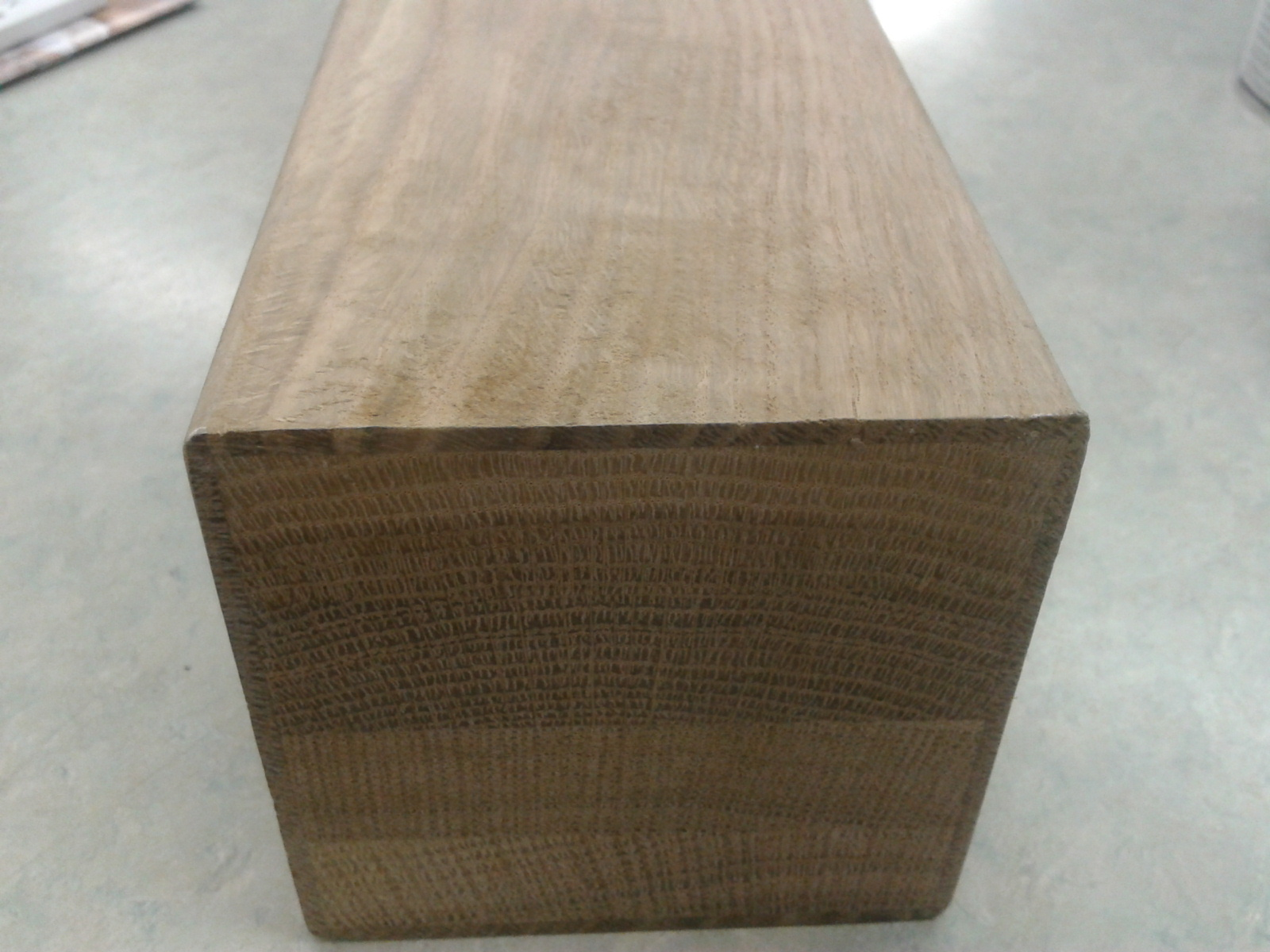 OAK Newel Base 1