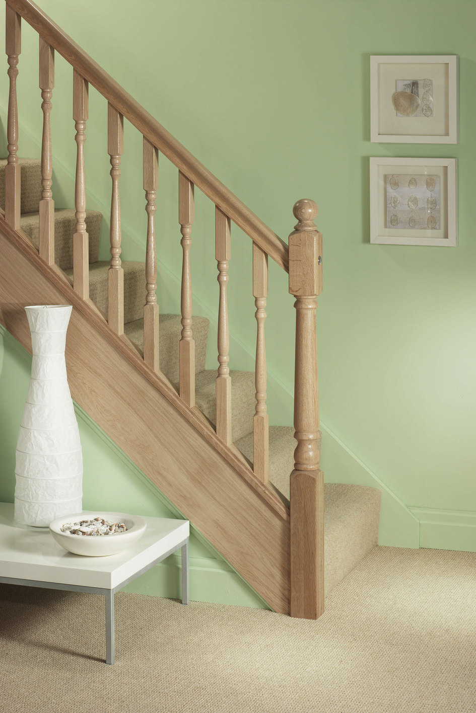 Last Few Days of the Cheshire Mouldings Oak Stair Parts Special Offer!