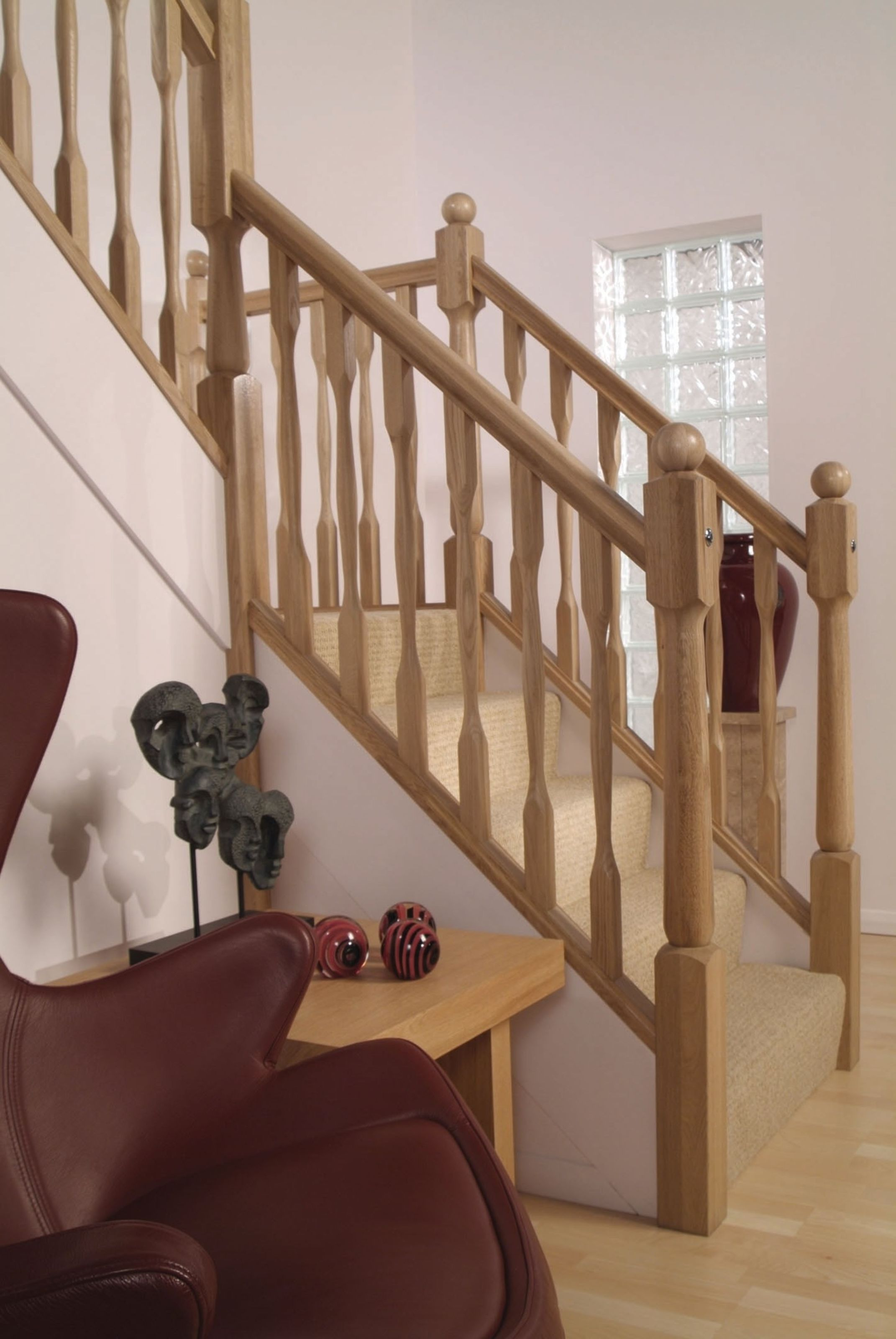 Quays Stairparts Set