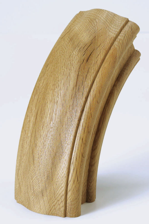 Warwick Oak Handrail Fitting Overeasing - WOEO