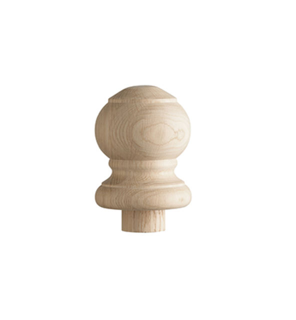 Warwick™ Oak Newel Caps