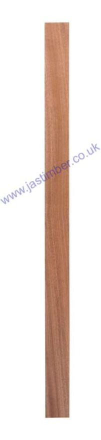 Contemporary Fusion Hardwood Baluster