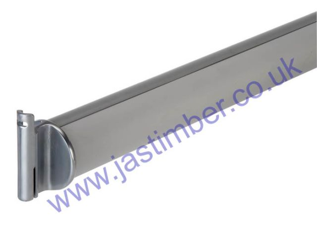 Outdoor Fusion Aluminium Rail - Richard Burbidge LD500