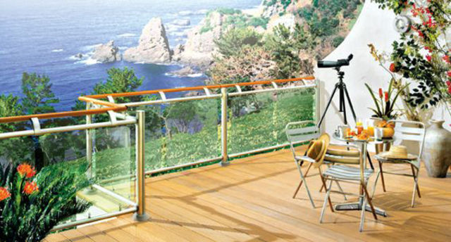 Richard Burbidge Fusion Decking Vista