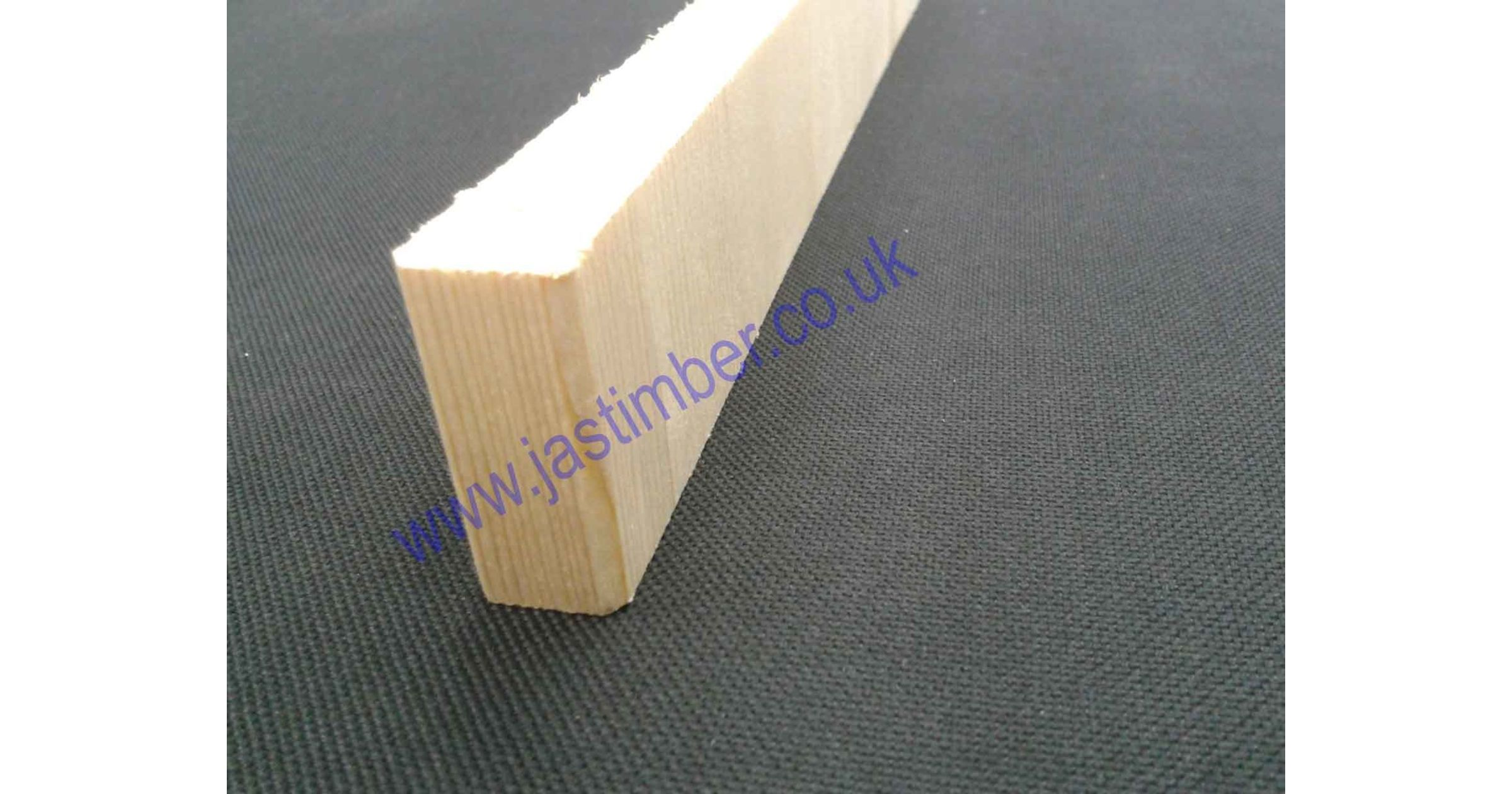 Pine Jointed Board - Bevel Corner