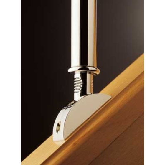 Fusion Stairparts Staircase Baluster in Chrome