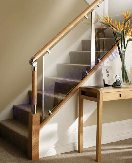 Front Elevation Designs With Staircase : Burbidge fusion glass panels mmgpr mmgpl mmgpsl