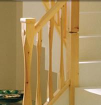 Slender™ Pine Stair Parts
