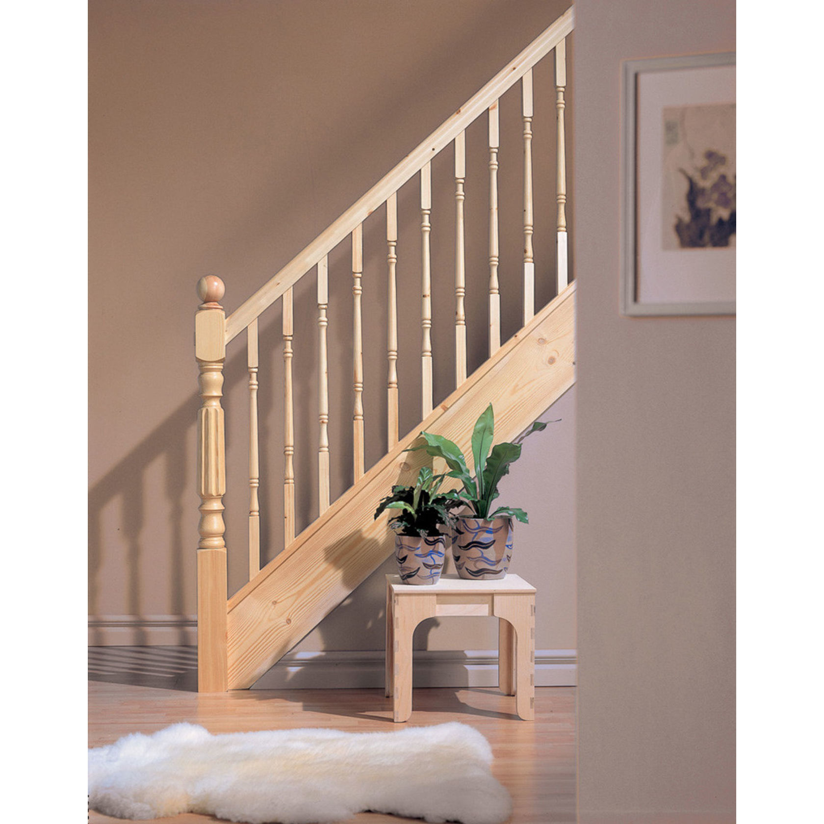 Richard Burbidge Stairparts Jas Timber