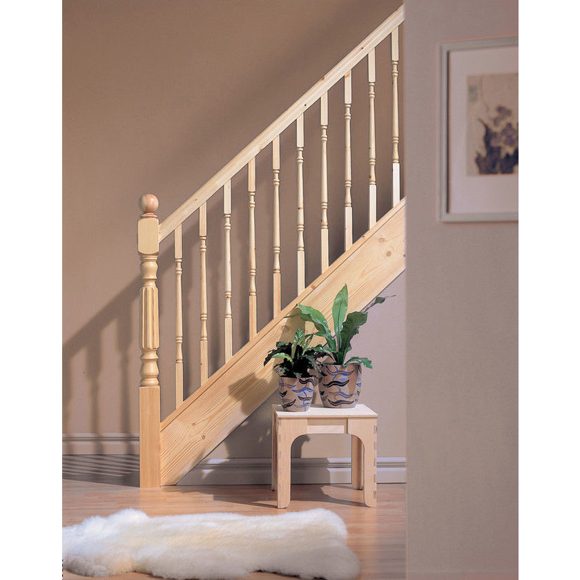 Richard Burbidge Timber Stair Parts Jas Timber