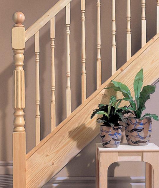 Trademark™ Pine Stair Parts