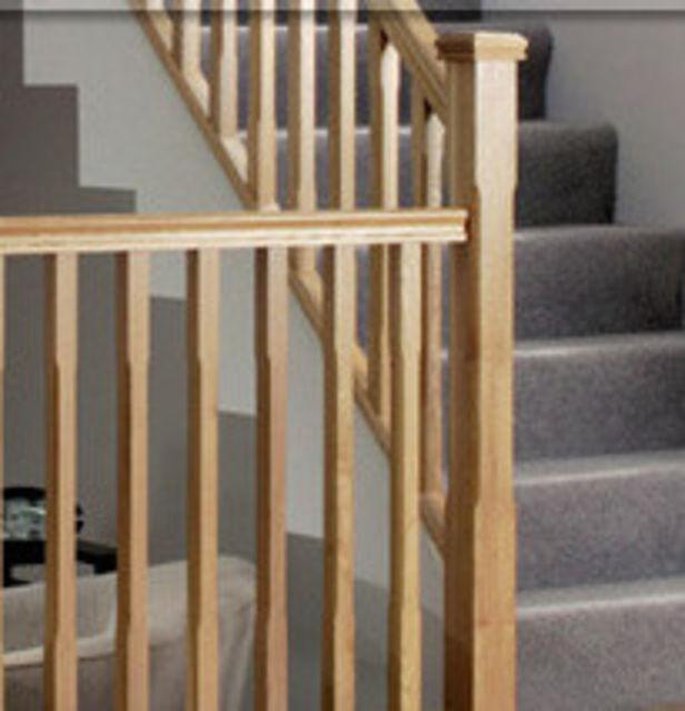Richard Burbidge Timber Stair Parts Jas Timber