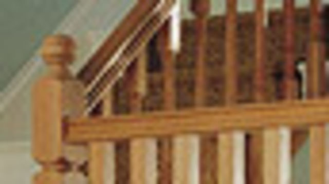 Classic-Oak™ Stair Parts