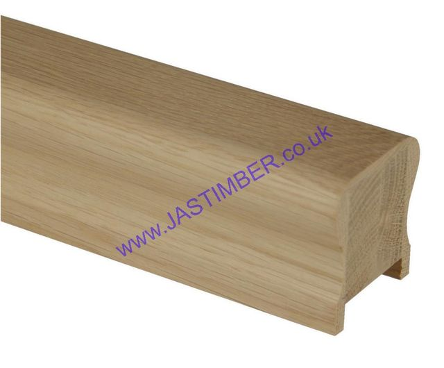 Burbidge Oak Handrail - WOHDR
