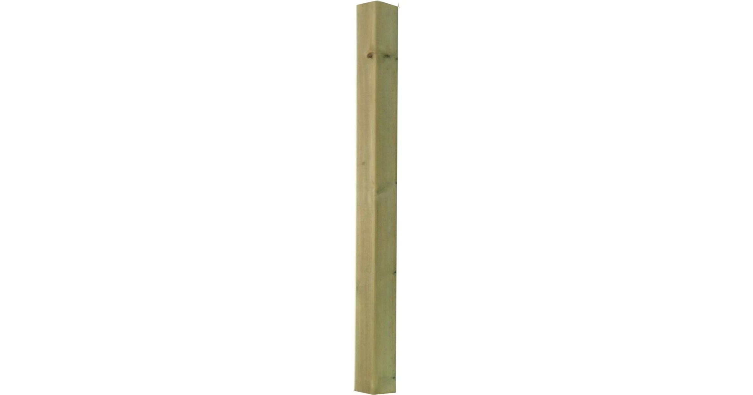 LD226 Treated Square Deck Baluster 41x41x900mm - Richard Burbidge