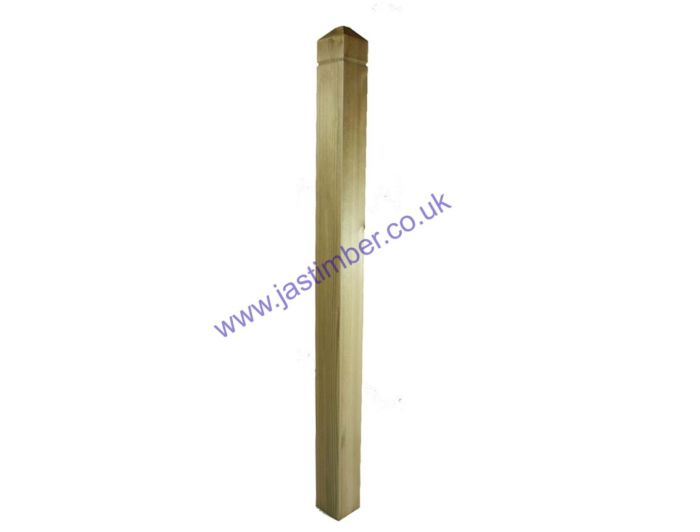 LD251 Patrice Decking Newel - Richard Burbidge - Trade Offer