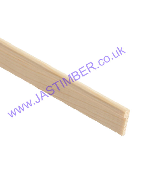 TM600 Hockey Stick Softwood Moulding