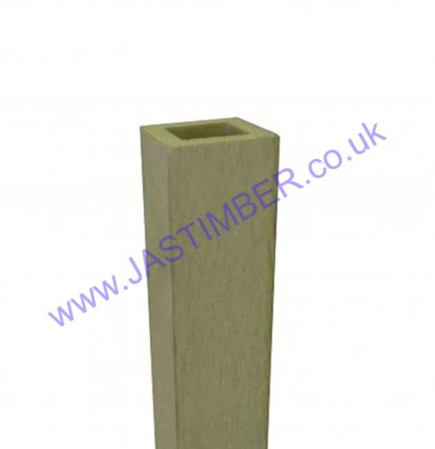 Square Spindles 900x35x35mm | Everlast Deck Balustrade Fittings