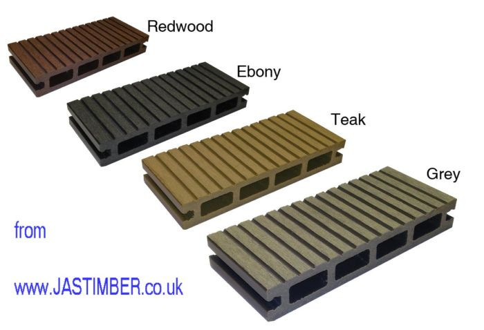 Everlast Garden Decking from JAS Timber