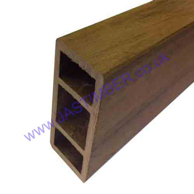Teak Heavy Duty Decking Joist 3600x48x96mm | Everlast Deck Fittings