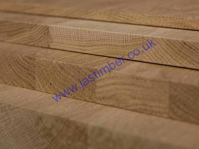 Solid Oak jointed Board - sizes