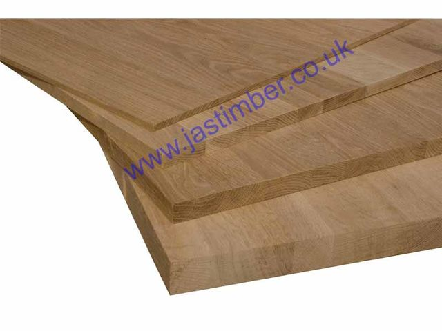 Hardwood Jointed Board