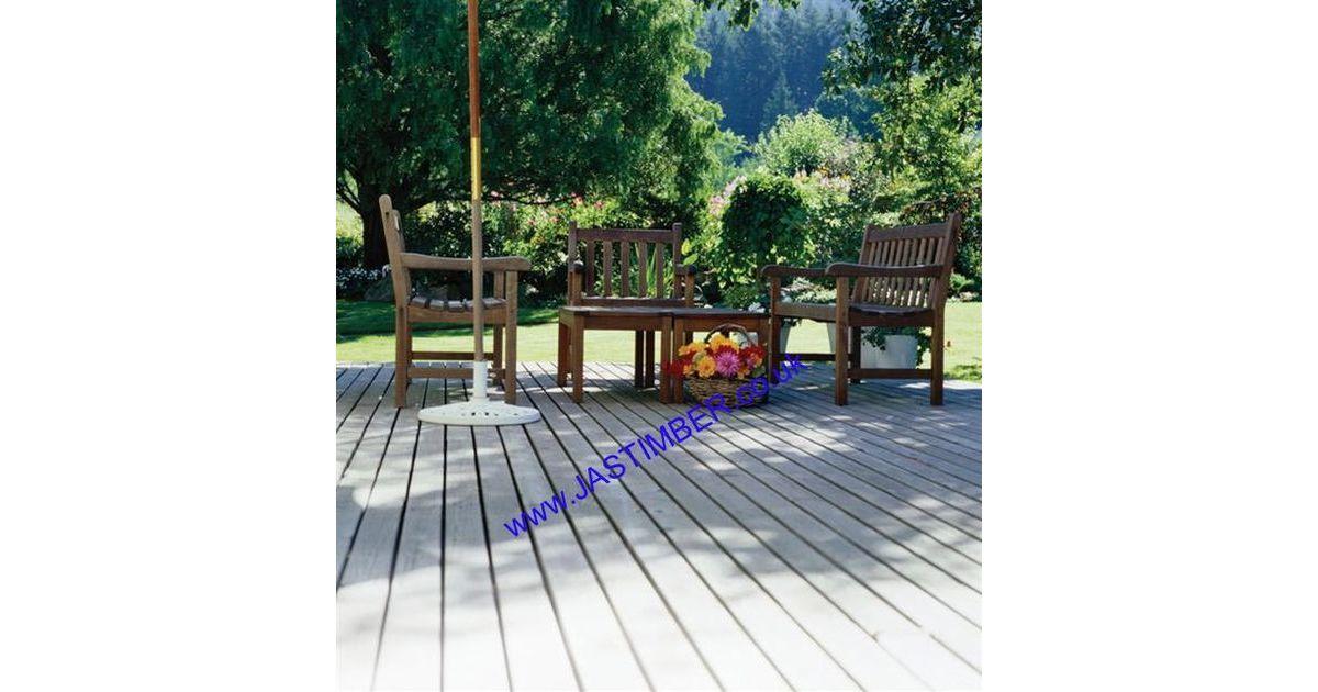 6 hardwood decking board for Decking boards 3 6 metres